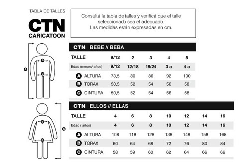 pack x4. remeras nene t14-16. manga larga. ctn