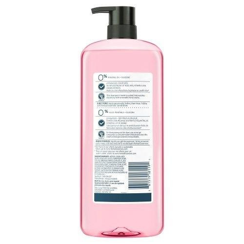 pack x4 shampoo herbal essences smooth collection 1 lt.