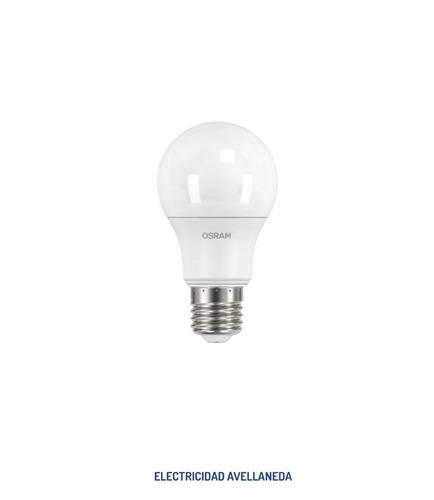 pack x40 lampara led 9w = 75w osram luz fría- elect. avella.