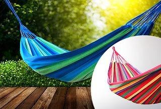 pack x5 hamacas 100% algodon premium 2 plazas, envío gratis