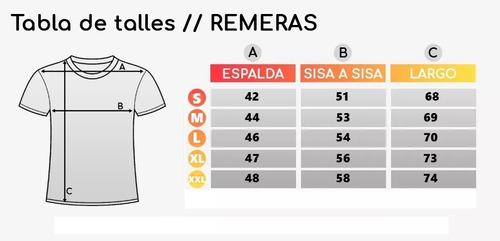 pack x5 remeras hombre retro serigrafia hot-sale