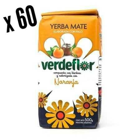 pack x60 yerba mate - yerba mate variedades.