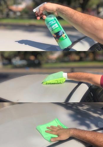 pack zeroclean - lava autos sin agua - producto certificado
