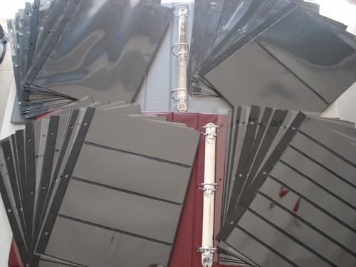 pack#10 * 40 hojas estampillas + 2 carpetas todo a elección