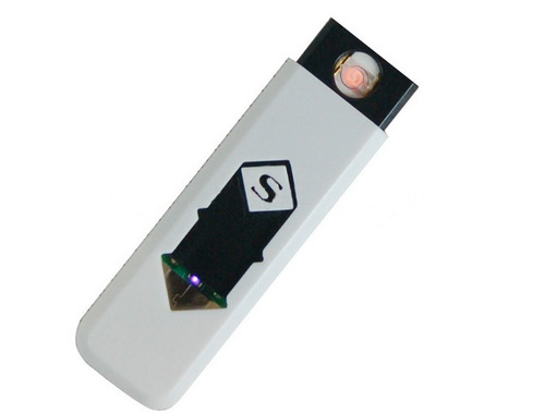 pack24 encendedor recargable usb electronico/ chinatek