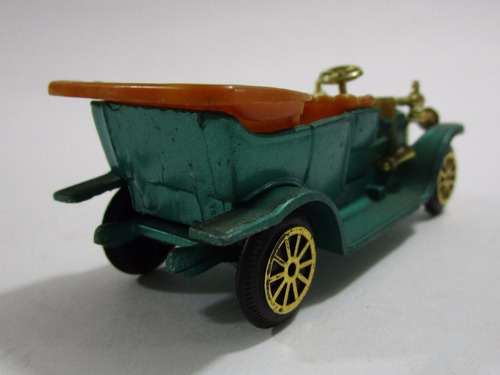 packard carro antiguo escala 8.5cm coleccion metalico