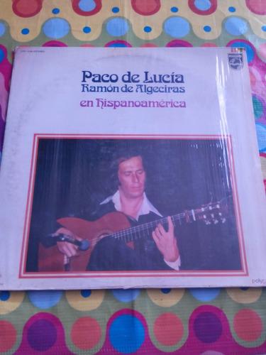 paco de lucia y ramon de algeciras lp en hispanoamerica 1980