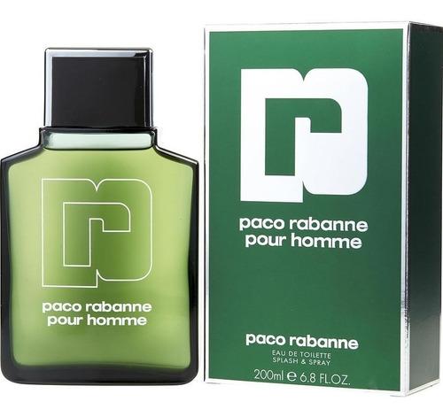 paco rabanne classic hombre 6,7oz (200.ml) sellada original.