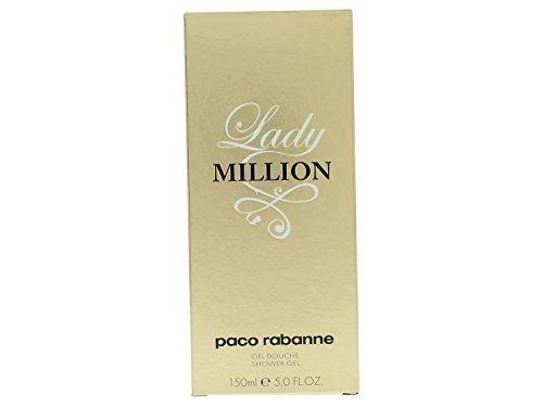 c676d149c Paco Rabanne Lady Million Gel De Ducha 150ml /5.1oz! - $ 200.000 en ...