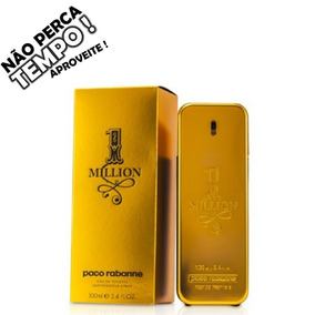 dc523baa19 Perfumes One Millon Em Promocao - Perfumes no Mercado Livre Brasil