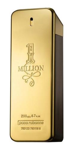 paco rabanne one 1 million 100ml perfume masculino
