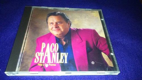 paco stanley / paco y sus poemas