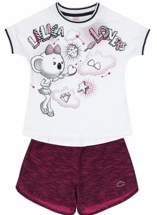 cbe92568db pacote blusa menina lilica ripilica e marisol  pedido vip. Carregando zoom.