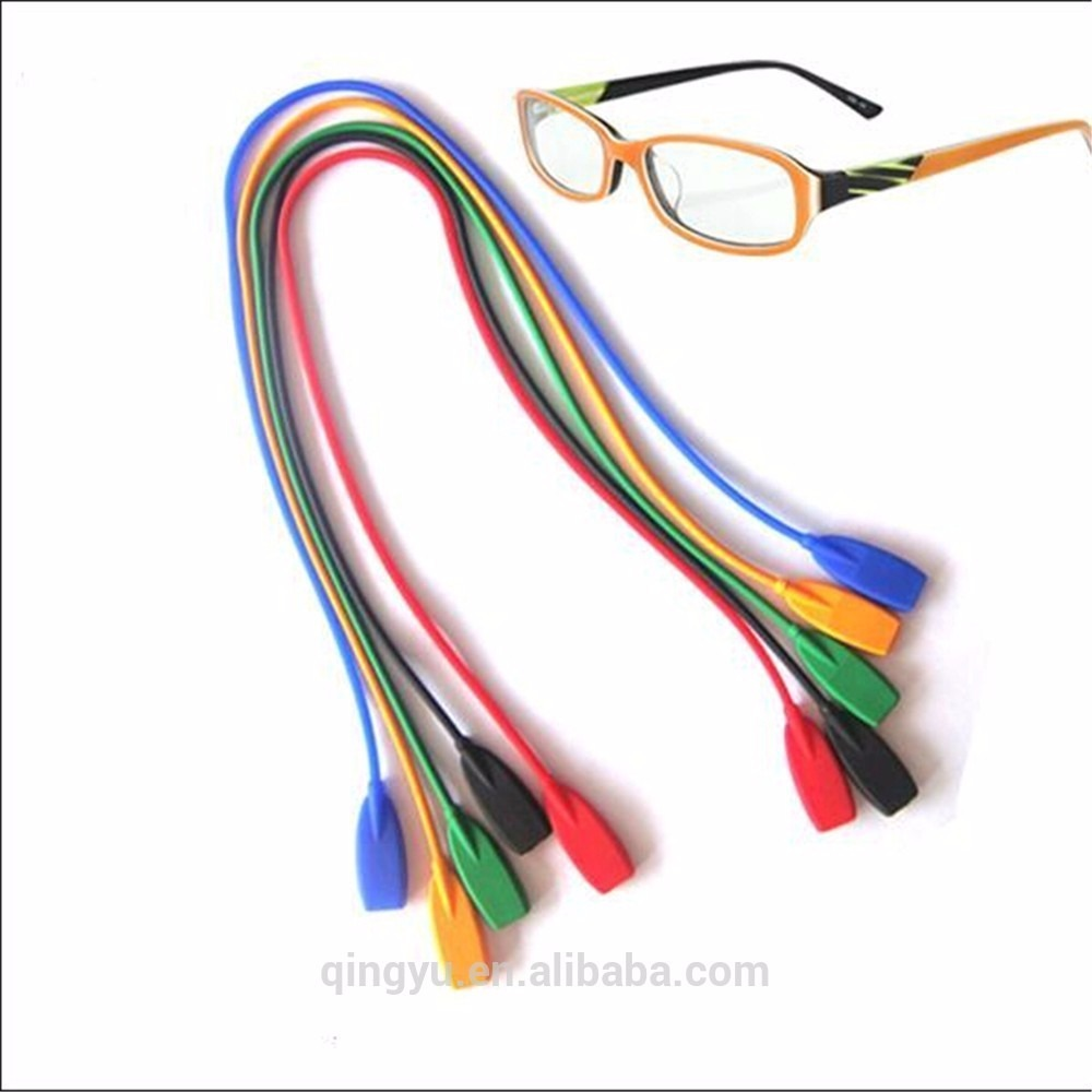 1bfa20bde1cac Pacote C 12 Cordão De Óculos Em Silicone Ant Alérgico - R  49,99 em Mercado  Livre