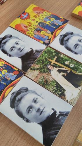 pacote com 12 ícones católicos