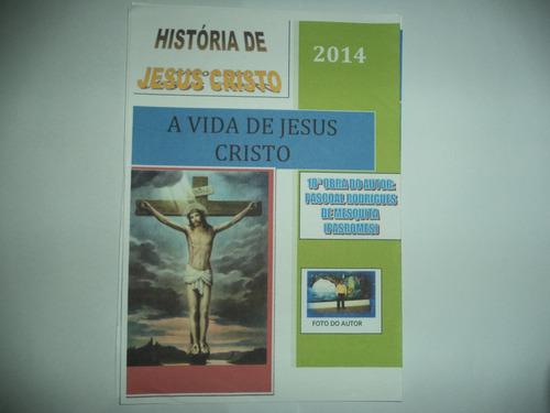 pacote com 5 livros religioso