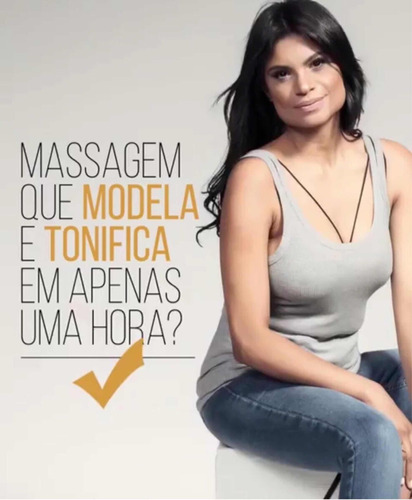 pacote com 5 massagens miracle touch