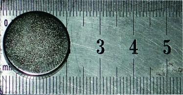 pacote com 8 imã de neodímio / super forte / 20mm x5mm