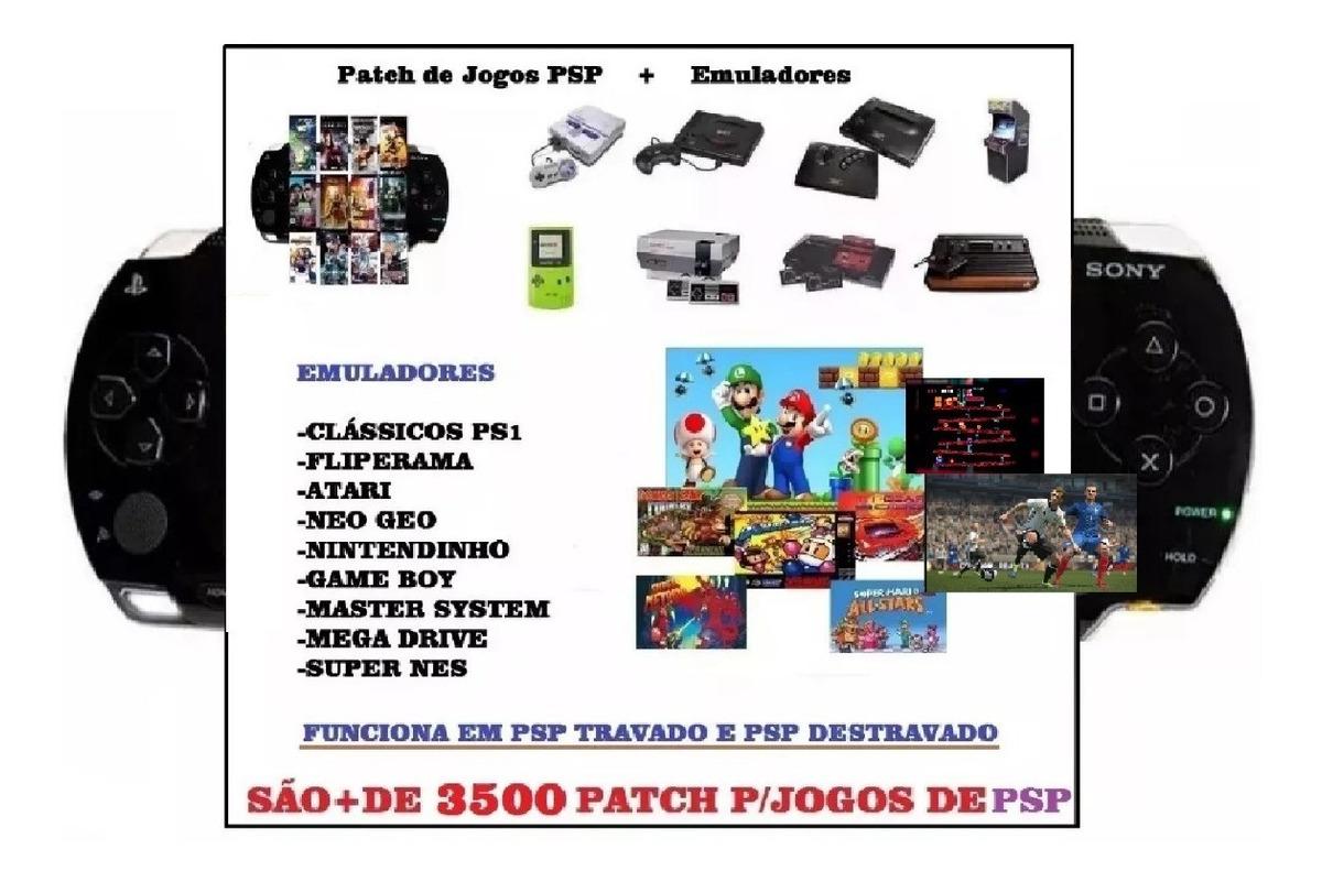 GO PSP BAIXAR DESTRAVAMENTO