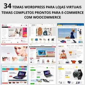 ea118ad10 Loja De Roupas Wordpress no Mercado Livre Brasil