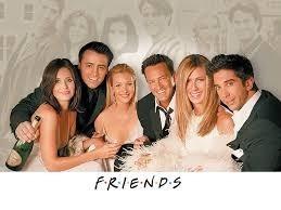 pacote friends - as 10 temporadas completas com frete grátis