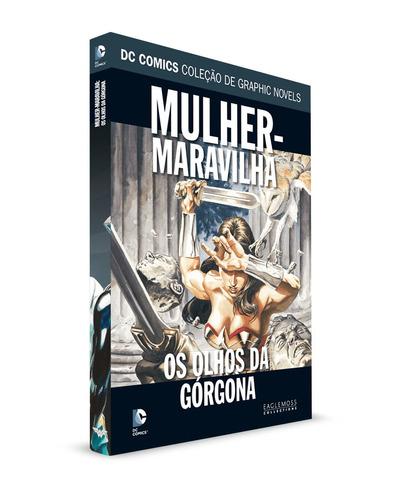 pacote graphic novel  2 eaglemoss dc  promoção frete grátis