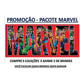 Pacote Marvel