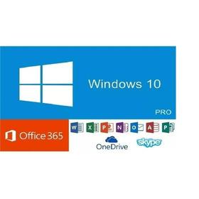 Pacote Office 365 2019 + Chave De Ativação Windows 10 Pro