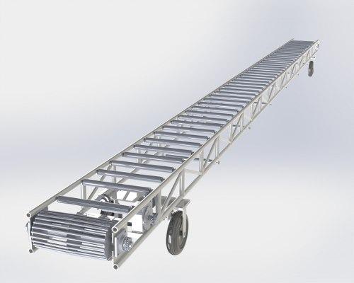 pacote projeto esteiras transportadoras