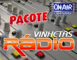 pacotão de vinhetas + de 800 para rádio,web-radios e djs