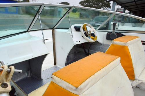 pacu 550 con motor yamaha 90hp 4t