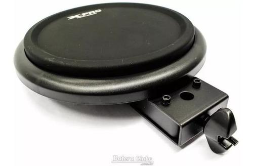 pad 8¨ dual zone de bateria eletrônica x-pro c. ibañez