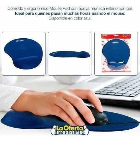 pad con mouse
