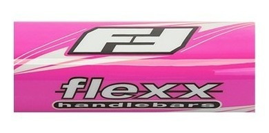 pad de manubrio flexx negro para cuatriciclo atv