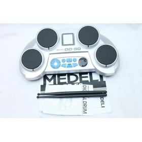 Pad Eletrônico Medeli Dd-50  Bateria Eletrônica
