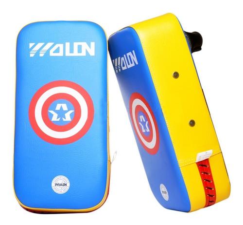 pad, escudo importado marca wolon, boxeo, mma, muay thai,etc