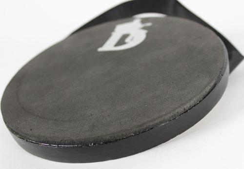 pad estudo bateria para prender perna de madeira 16 cm