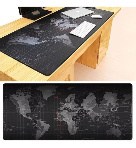 pad mouse gamer extra largo  medidas 70cm x 30cm