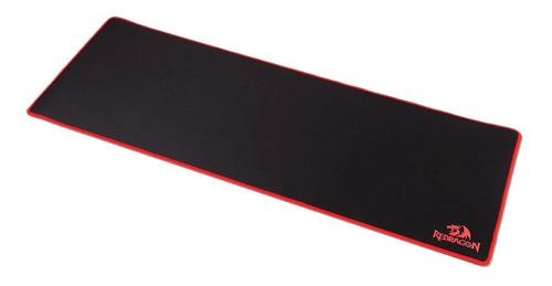 pad mouse gamer redragon suzaku p003 xl extra largo 80x30cm