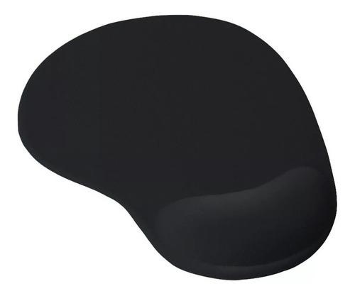 pad mouse grande ergonómico, apoyo en gel