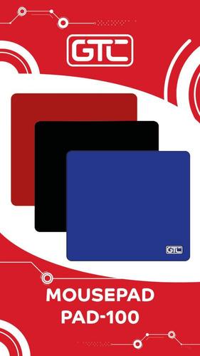 pad mouse lisos antideslizante escritorio varios colores ofi