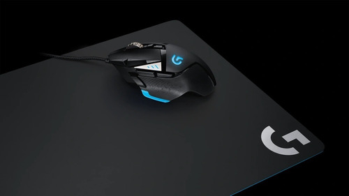 pad mouse logitech g240 para juegos alfombrilla tela gamer