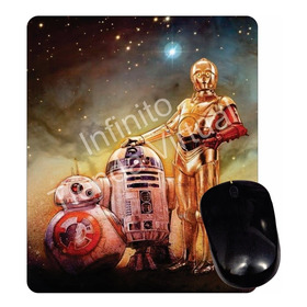 Pad Mouse Star Wars