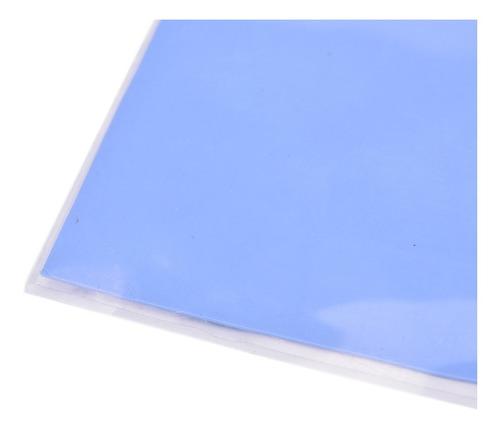 pad termico conductor calor disipador 100x100x0.5mm