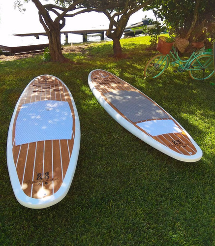 paddle board pack! tabla 11' + remo + leash. incluye envío*