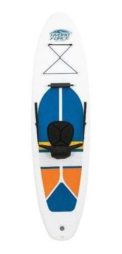 paddle sup white cap bestway  65069