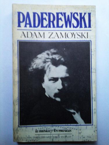 paderewski - adam zamoyski