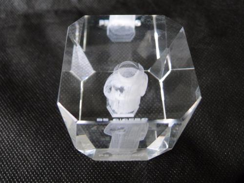 padre cícero imagem padim cicero tridimensional bloco vidro