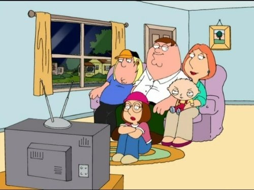 padre de familia / family guy - the freakin sweet collection