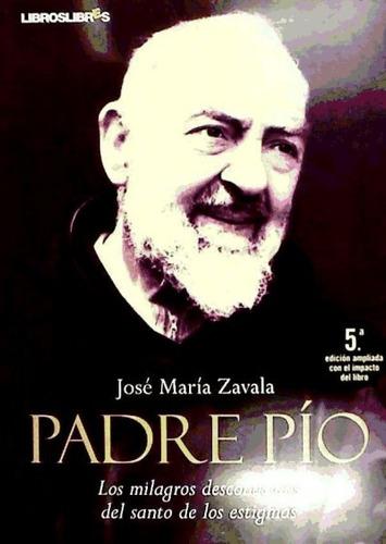 padre pío(libro biografías y estudios)